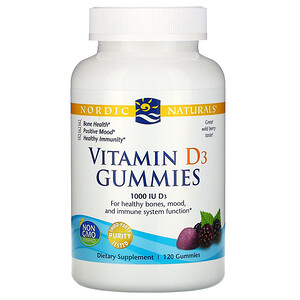 Nordic Naturals витамин Д3