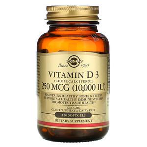 Solgar витамин Д3