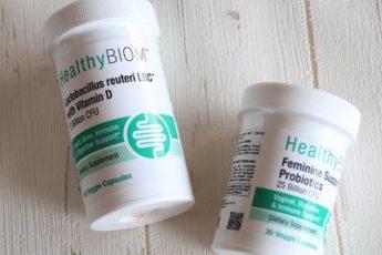 HealthyBiom, Lactobacillus Reuteri LRC